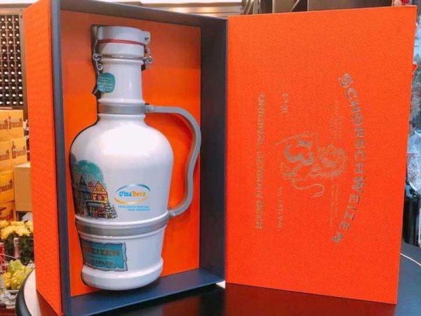 Bia SchorschWeizen 13% chai to 2L