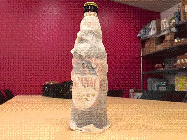 tuyệt chiêu làm lạnh bia chỉ trong 2 phút