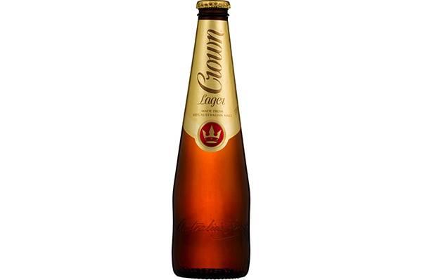 Khám phá các hương vị bia Úc, Crownie