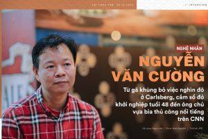 (Tiếng Việt) Câu chuyện về người nghệ nhân bia thủ công sáng lập C-Brewmaster